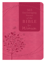 365 Encouraging Verses of the Bible for Women
