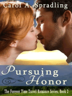 Pursuing Honor (The Forever Time Travel Romance Series, Book 2)