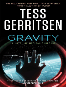 Gravity: A Novel of Medical Suspense
