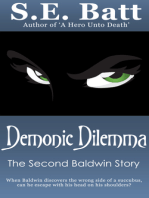 Demonic Dilemma (A Baldwin Story)