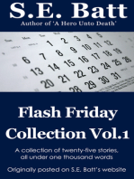 Flash Friday Collection Vol. 1