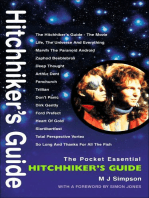 The Hitchhiker's Guide: The Pocket Essential Guide