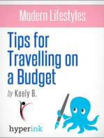 Modern Lifestyles: Tips for Travelling on a Budget