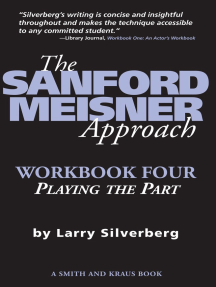 The Sanford Meisner Approach: Workbook Four, Playing the Part