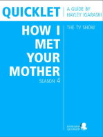 Quicklet on How I Met Your Mother Season 4 (TV Show)