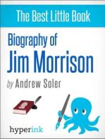 Biography of Jim Morrison