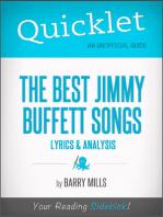 The Best Jimmy Buffett Songs