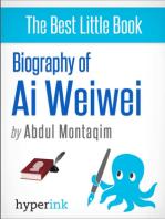 Biography of Ai Weiwei