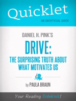 Quicklet on Daniel H. Pink's Drive