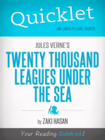 Quicklet on Jules Verne's Twenty Thousand Leagues Under the Sea