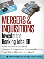 Investment Banking Jobs 101