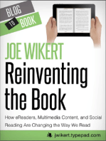 Reinventing the Book