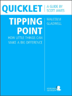 Quicklet on Malcolm Gladwell's The Tipping Point