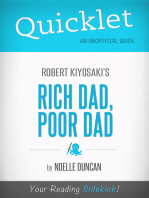 Quicklet on Rich Dad, Poor Dad by Robert Kiyosaki