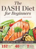 The Dash Diet for Beginners