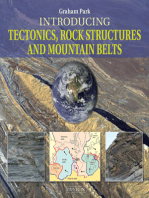 Introducing Tectonics, Rock Structures and Mountain Belts for tablet devices
