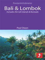 Bali & Lombok: Includes the Gili Islands and Komodo