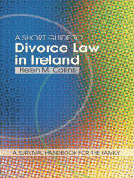 A Short Guide to Divorce Law in Ireland