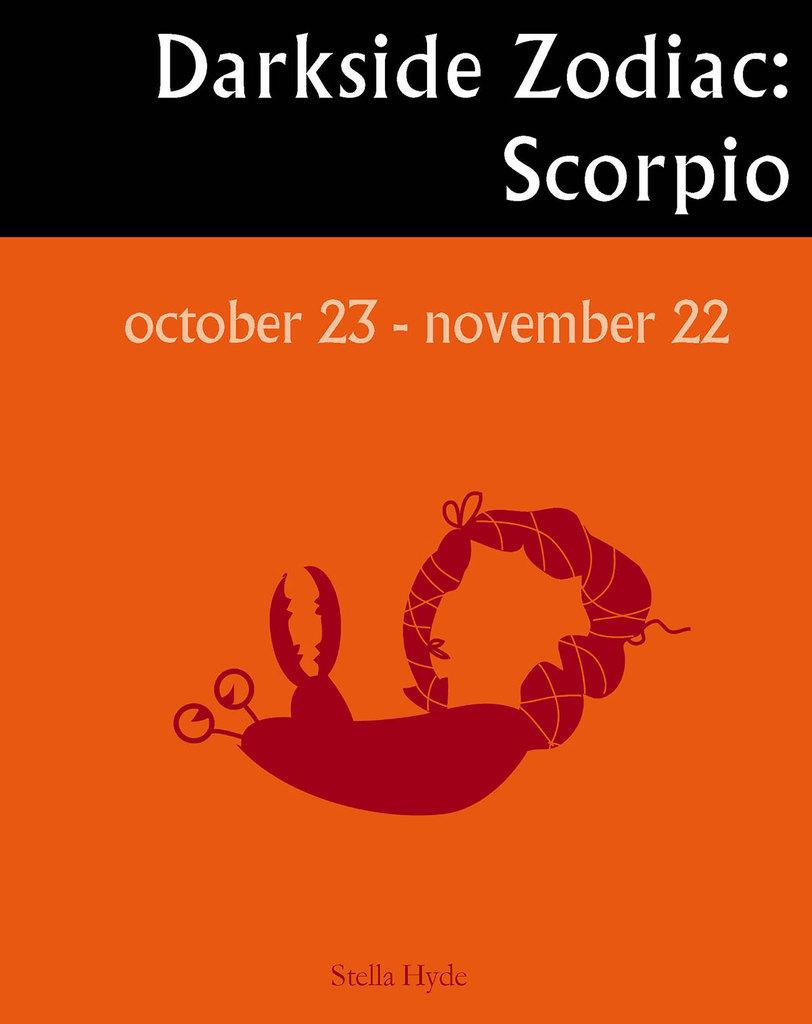 Darkside Zodiac: Scorpio by Stella Hyde - Read Online