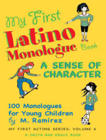 My First Latino Monologue Book
