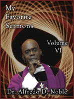 My Favorite Sermon VI
