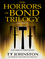 The Horrors of Bond Trilogy Omnibus