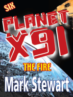 Planet X91 The Fire