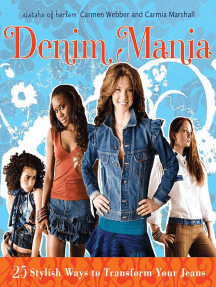 Denim Mania: 25 Stylish Ways to Transform Your Jeans