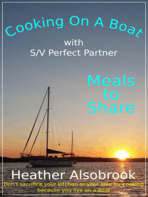 Cooking on a Boat: Meals to Share