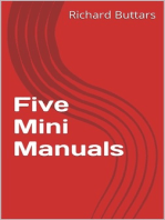 Five Mini Manuals