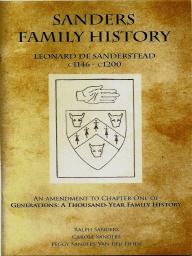 Sanders Family History