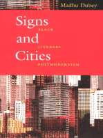 Signs and Cities