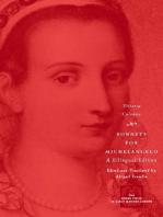 Sonnets for Michelangelo