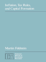 Inflation, Tax Rules, and Capital Formation