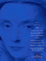Epistle to Marguerite de Navarre and Preface to a Sermon by John Calvin