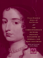 The Correspondence between Princess Elisabeth of Bohemia and René Descartes