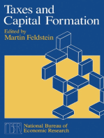 Taxes and Capital Formation