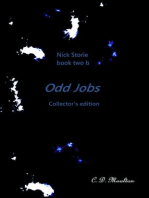 Nick Storie book 2b; Odd Jobs collector's edition