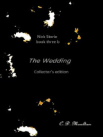Nick Storie book 3b; The Wedding collector's edition