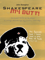 Shakespeare My Butt!