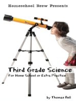 Third Grade Science (For Homeschool or Extra Practice)