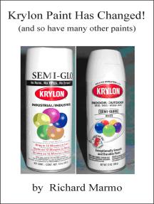 Krylon Paint Has Changed!