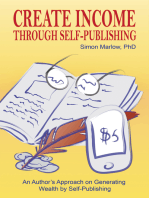 Create Income through Self-Publishing