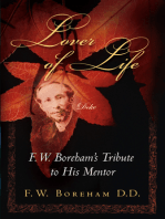 Lover of Life, F. W. Boreham's Tribute to His Mentor