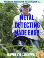 Metal Detecting Made Easy