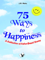 75 Ways to Happiness