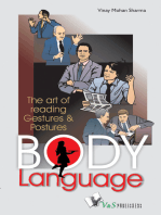 Body Language: The art of reading geasture & postures