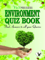 Environment Quiz Book: Find answers to all your queries
