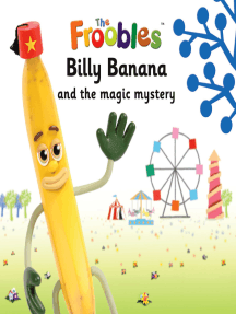 Billy Banana and the magic mystery