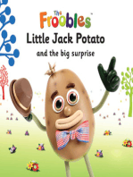Little Jack Potato and the big surprise
